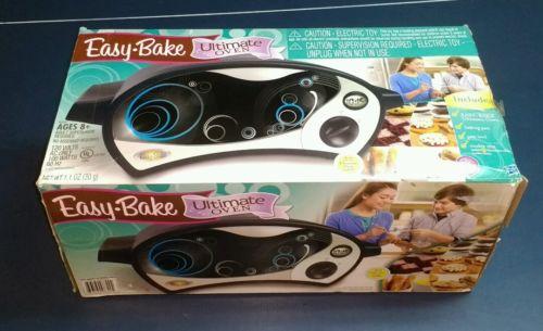 Easy Bake Ultimate Oven - Black