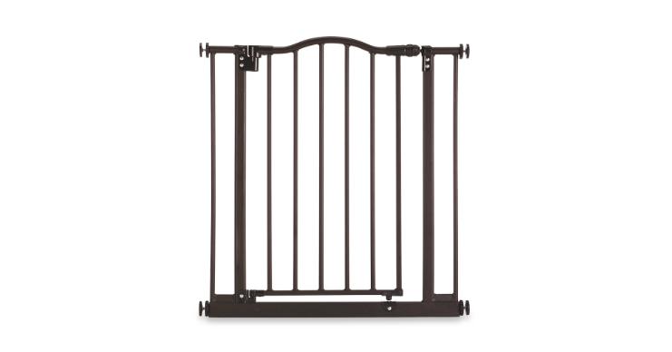 Home Windsor Arch 28.5-Inch Pet Gate Safe