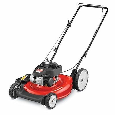 Yard Machines 140cc 21-Inch Push Mower