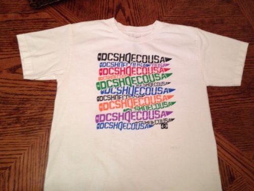 Boy's M DC Shoes Shirt