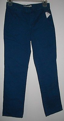 girls  blue colored jeans size 10 by cherokee