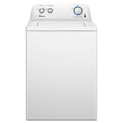 Amana - 3.5 Cu. Ft. 8-Cycle Top-Loading Washer - White#309