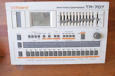 Roland TR-707 Rhythm Composer Drum Machine