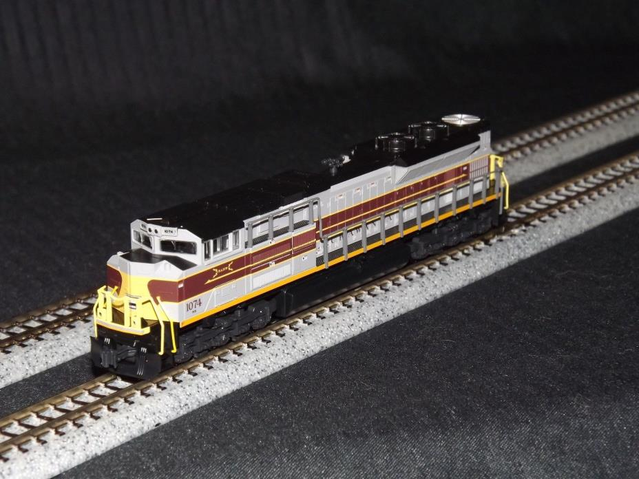 Kato N Scale 176-8503 NS-Lackawanna SD70ACe Locomotive / Engine #1074