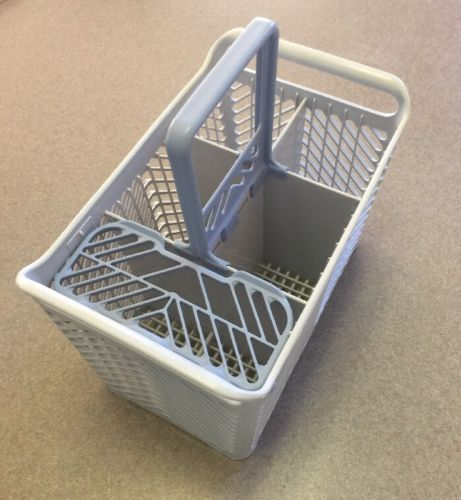 Maytag Whirlpool Dishwasher W10141602 Silverware Cutlery Utensil Basket 6-918873