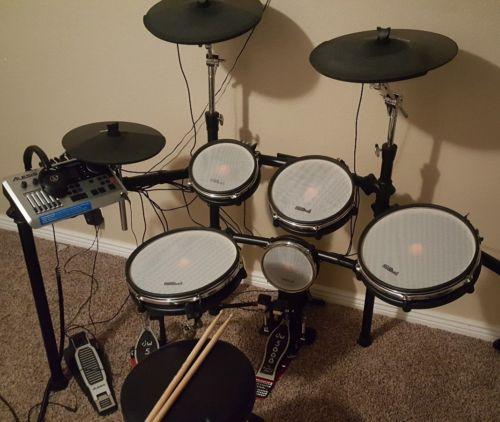 Alesis DM10 Drum Kit (Mesh Heads)