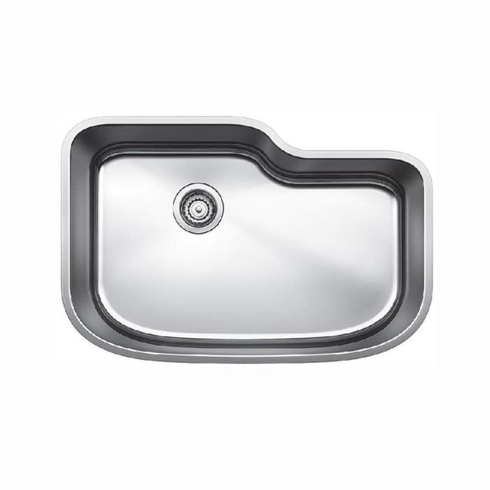 BLANCO 441588 ONE Collection XL Single Bowl Undermount Stainless Steel Sink