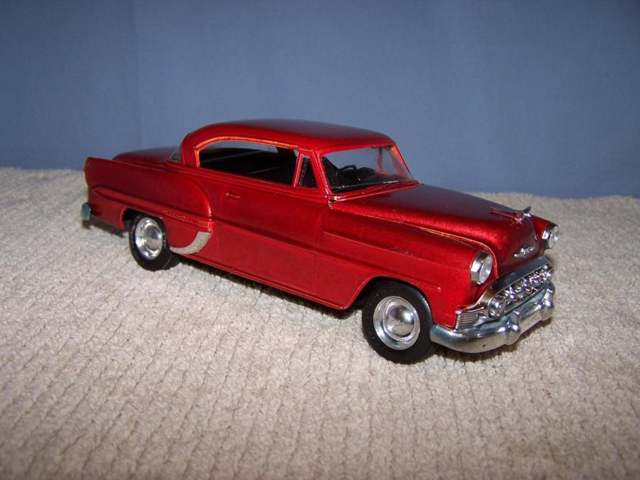 1953 Chevy Bel Air Sport Coupe 1/24 scale  built