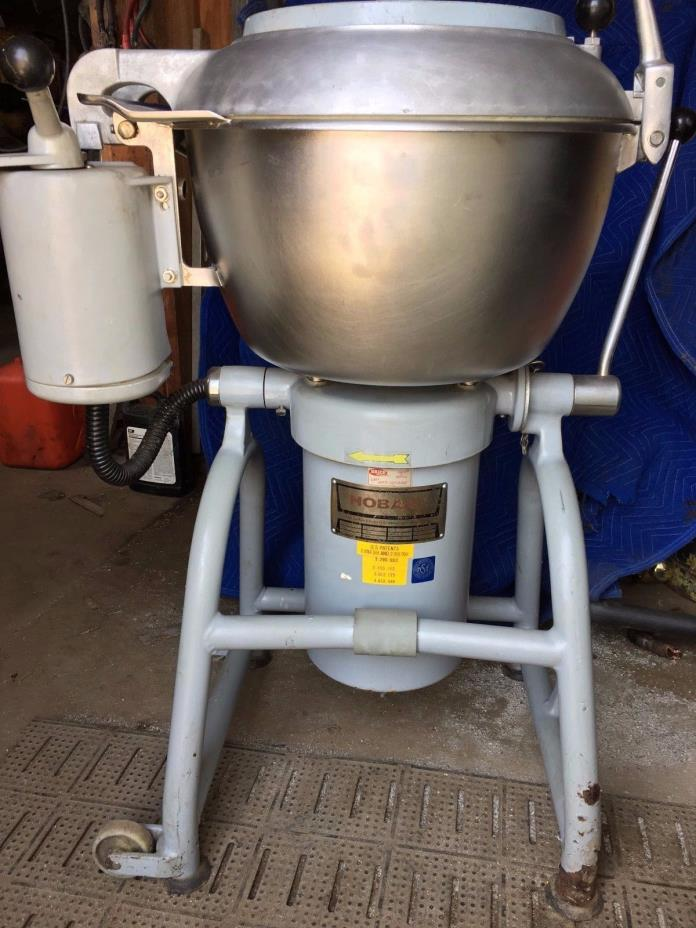 Hobart VCM40 Vertical Cutter Mixer MINT.  Have owner's/parts manual.