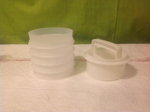 (5) Tupperware 4