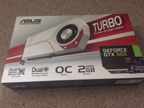 Asus GeForce Gtx 960 - 2GB - OC Edition