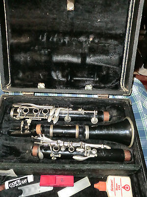 Selmer Signet and Sky Clarinet