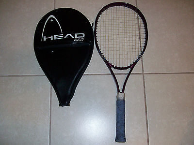Head Vision 660 Tennis racquet - With Cover Made in Austria
