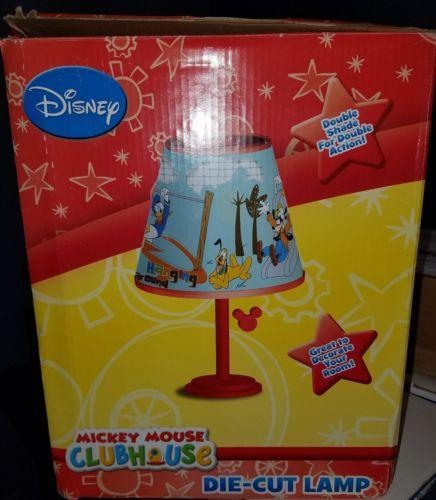 Mickey Mouse Clubhouse lamp