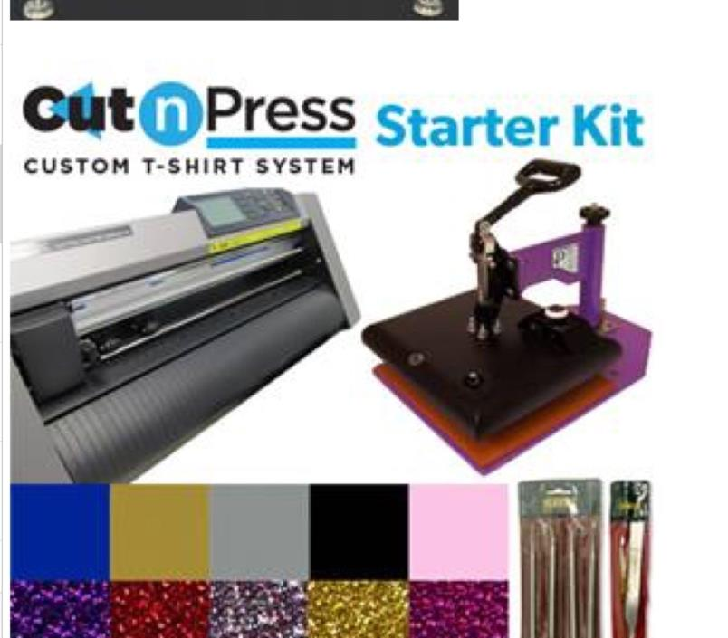 Vinyl Heat Press For Sale Classifieds