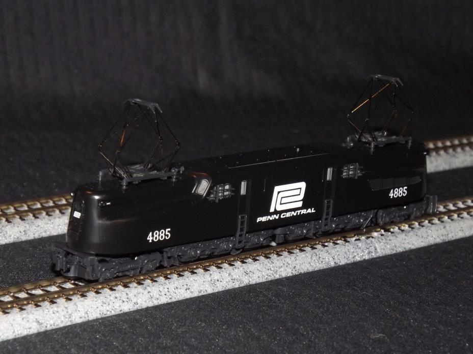 Kato N Scale 137-2023 PRR GG1 Locomotive / Engine #4885