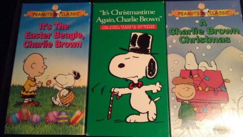 A Charlie Brown Christmas Vhs.A Charlie Brown Christmas Vhs For Sale Classifieds