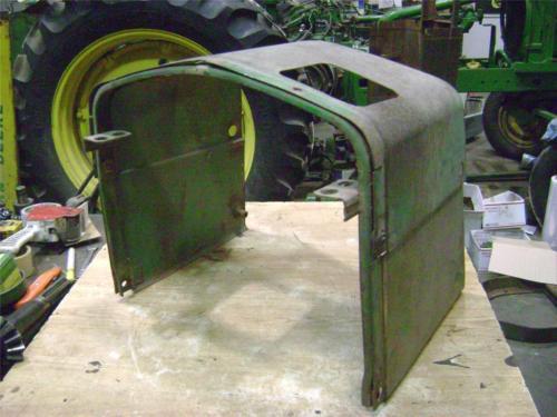 John Deere Original 630 Lp Gas Hood