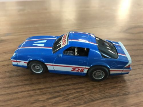 TYCO CAMARO Z28 Complete Ships FREE!