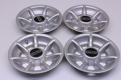 Golf Cart Car Club Car Wheel Tire Hub Cap Silver Covers , SET OF 4  Club Car
