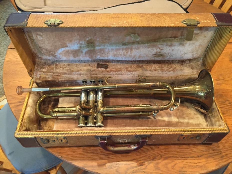 bundy review vintage trumpet