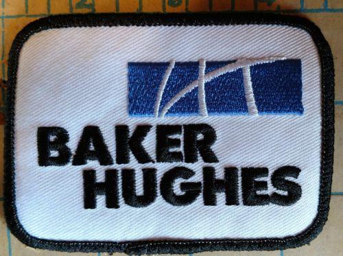 Baker Hughes Oilfield Uniform Jacket Shirt Sew-On Patch