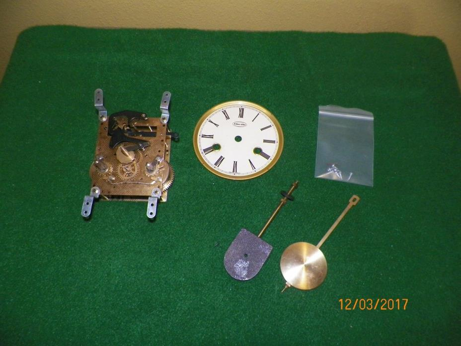 Ethan Allen Wall Clock For Sale Classifieds