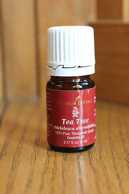 Young Living Tea Tree 5mL essential oil - NEW
