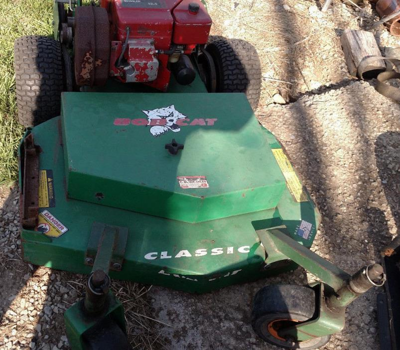 Bobcat Ransomes  Commercial Walk Behind