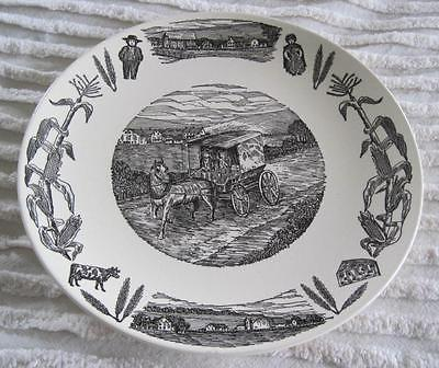The Amish Black Transfer Ware 10