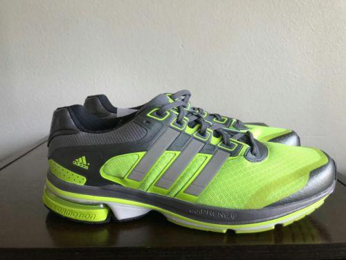 Adidas Snova Gilde 5 M neon yellow Men's Running Shoes Supernova G97322 Size 9