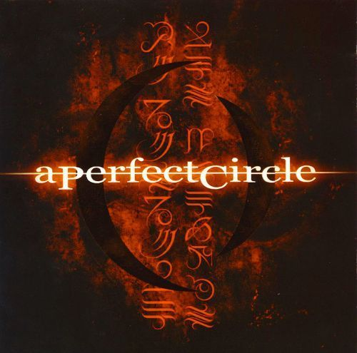 2 TIX - A PERFECT CIRCLE - ORCHESTRA 3 ROW B - 4.19 @ STARLIGHT THEATRE