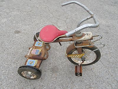 Murray Twin ZZ Tricycle, Vintage 1950's? Hard to find Rare