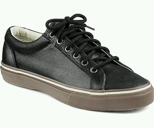 Sperry Striper Leather Sneaker Men's sz9