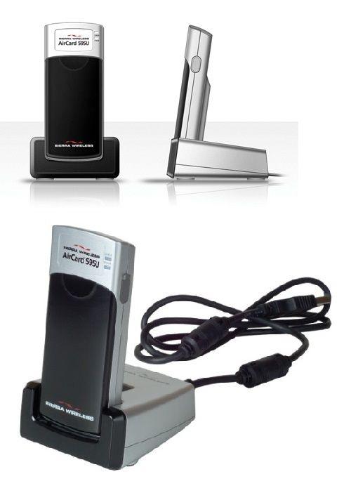 Sierra Wireless 595U Black/Silver CDMA USB MODEM