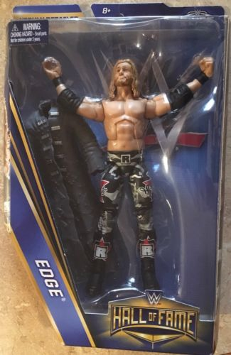 WWE WWF Mattel Elite Hall of Fame Series 4 Edge MOC! Target Exclusive!!