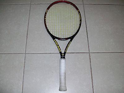 Head Tritech 7000 Tennis Racquet 9103712 Titanium Tech