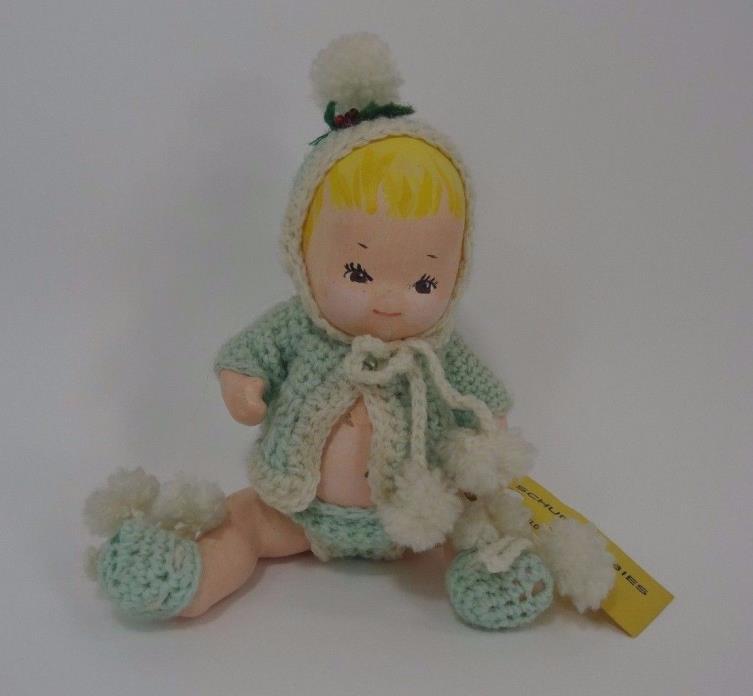 Vintage Porcelain Bisque Doll Shupp Babies