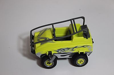 2003 Rare Playmobil Dune buggy jeep 4 wheeler car vehicle