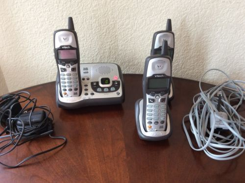 Vtech i6772 / 6773 -5.8 GHz Handset Cordless Phone System With Answering Machine