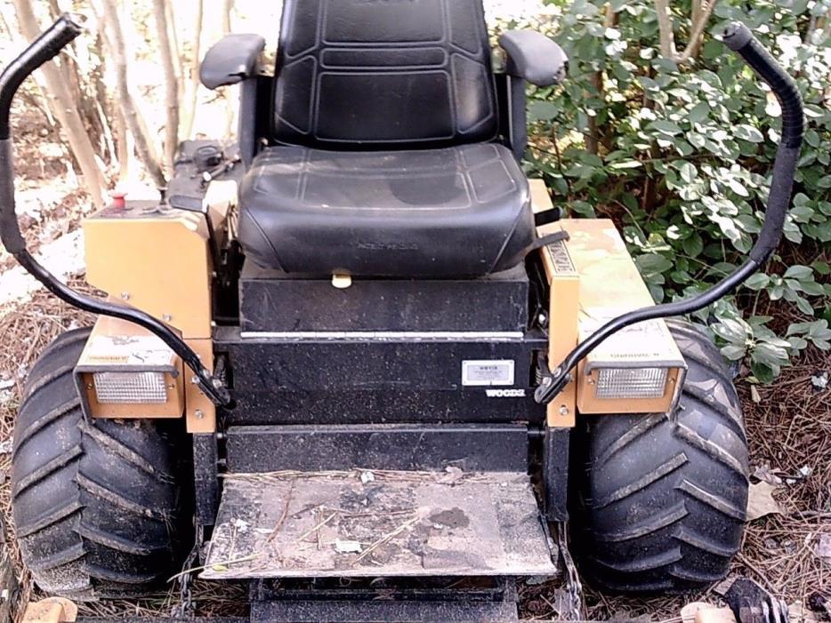 60'' zero turn woods mowing machines 6225