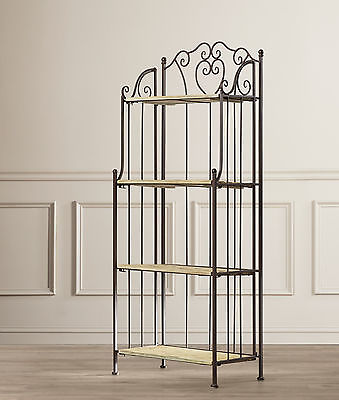 Rosalind Wheeler Elford Bakers Rack Plant Stand