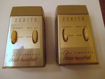 Zenith Space Command Tv - For Sale Classifieds