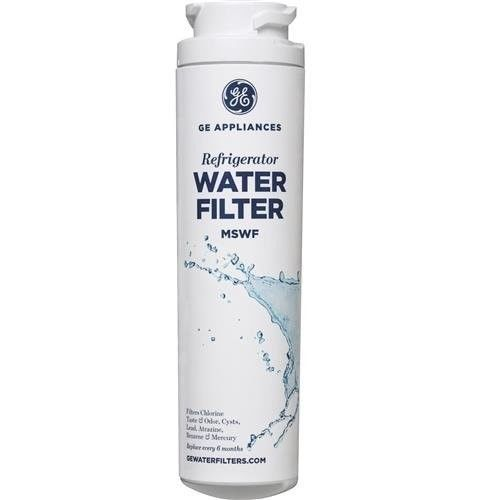 NEW! OEM Genuine GE MSWF Refrigerator Smart Water Filter Cartridge