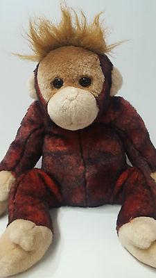Ty Beanie Baby Schweetheart Orangutan Monkey Retired  1999 soft toy