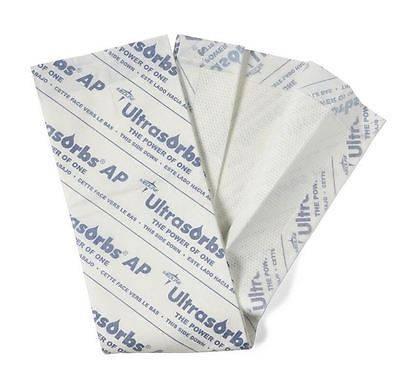 Medline Ultrasorbs Bed Drypad Underpads Air-Permiable Disposable - 23x36