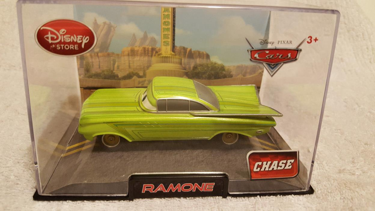 Disney Store Cars  Die Cast Ramone 1:43 Scale Chase Edition