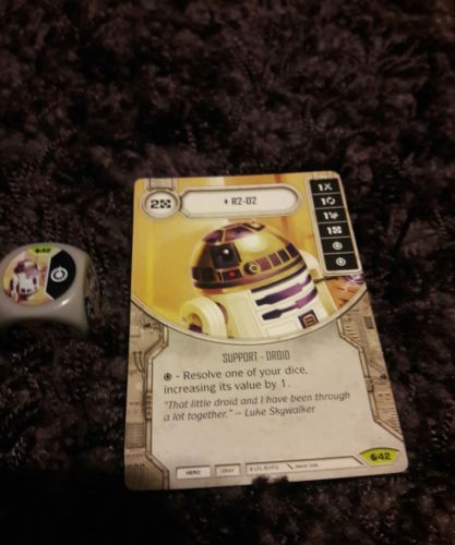 Star Wars Destiny Spirit of Rebellion R2-D2