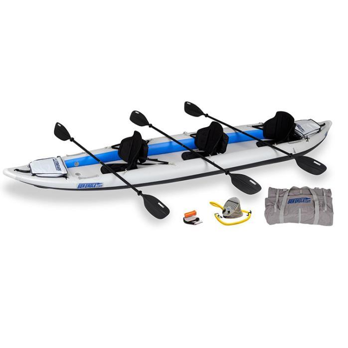 Sea Eagle FastTrack 465FTK Inflatable Kayak Pro