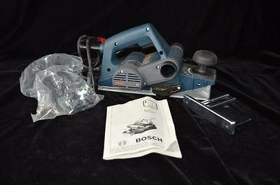 I Bosch B1760 Planer Smooth Accurate Wood Surfacing- Tested/ Works!